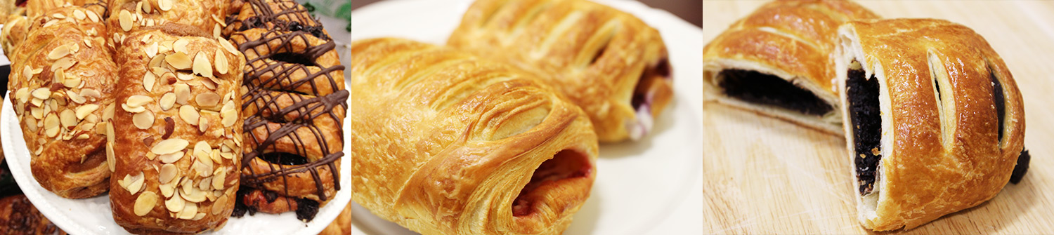 Proof & Bake Filled Croissant